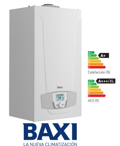 Baxi Platinum Max Plus 33/33F Eco