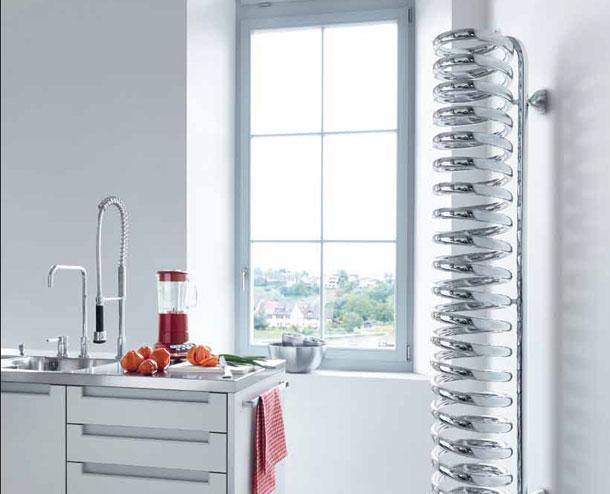 Radiadores de calefacción Runtal Spirale