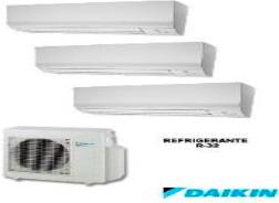 Aire Acondicionado Daikin MULTI 3X1
