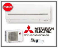 Aire Acondicionado Mitsubishi MSZ-HJ25VA