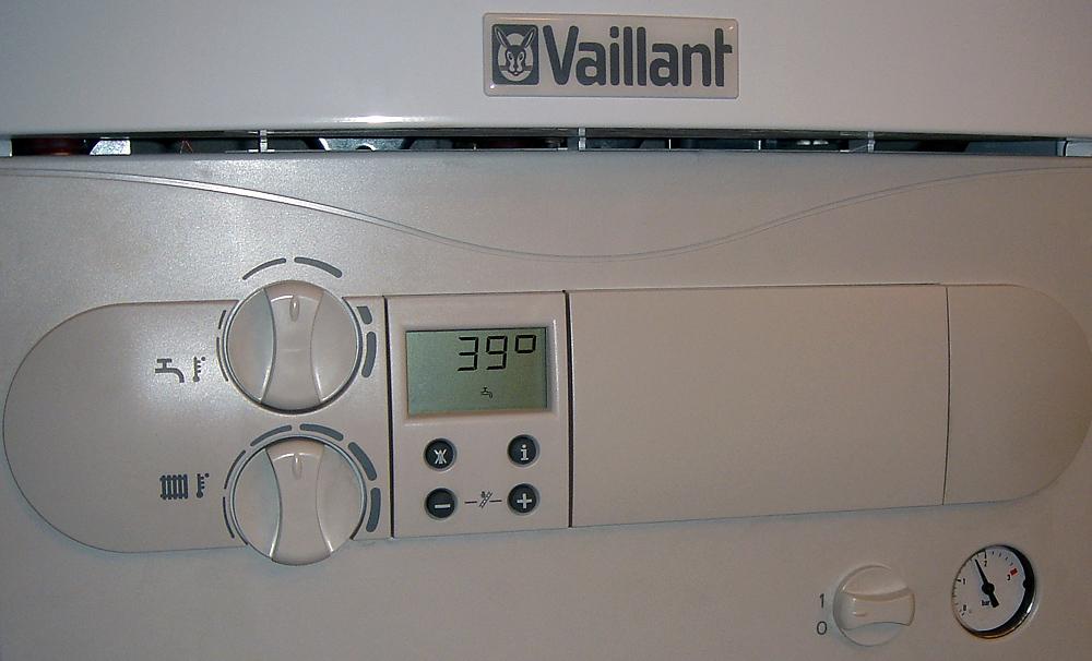 consejos de mantenimiento caldera Vaillant