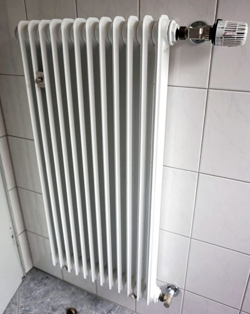 cómo cambiar juntas para radiadores