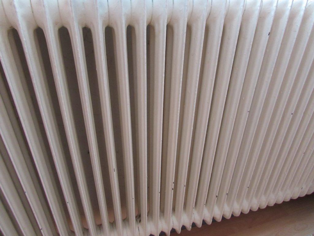 cómo funciona un radiador de agua: características