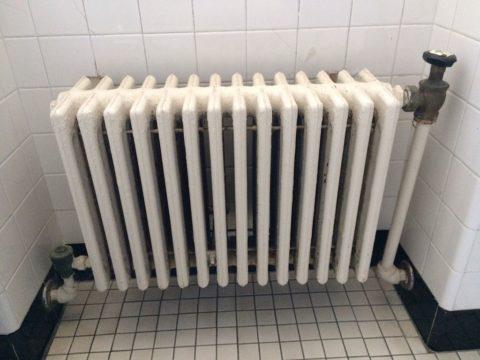 limpiar radiadores de hierro fundido paso a paso