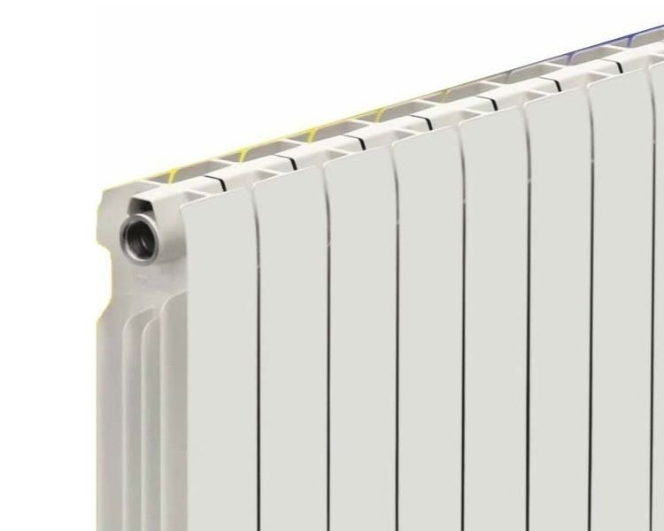 radiadores acero vs aluminio
