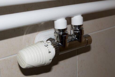 cómo funciona un radiador de aceite