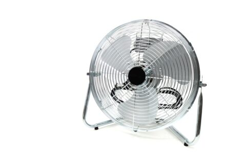 Cuánto consume un ventilador