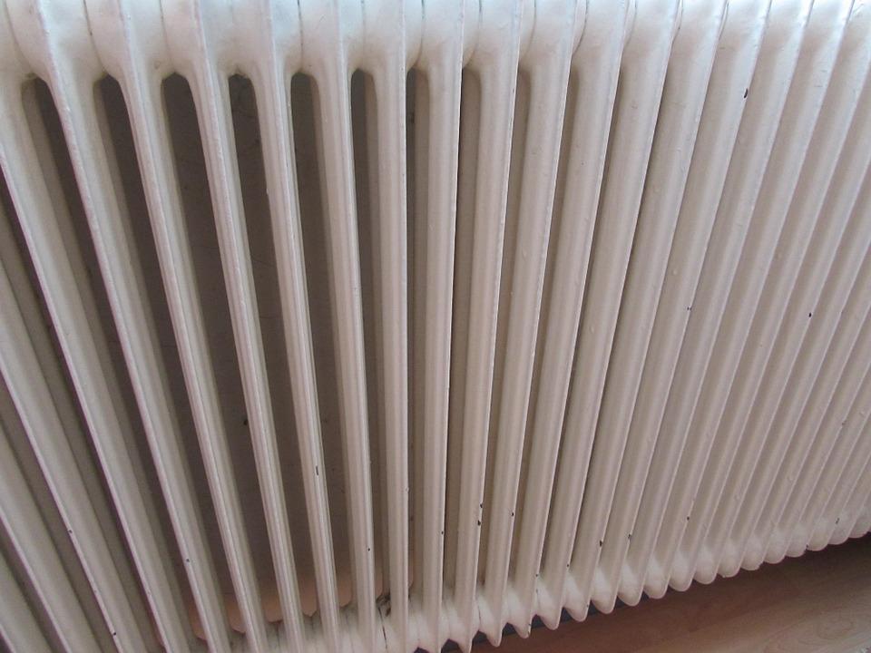 radiadores de fundición